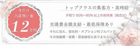 Pure White〜ピュアホワイト【京都】 求人画像