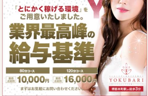 YOKUBARI(ヨクバリ) 求人画像