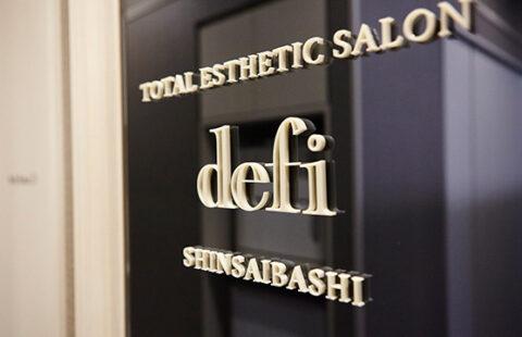 defi(デフィー)心斎橋店 求人画像