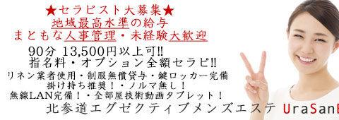 UraSanEsu~ウラサネス~ 求人画像